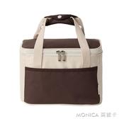 天縱加厚保溫袋便當包飯盒袋保冷袋保鮮便攜收納包鋁箔手提包大號 快速出貨