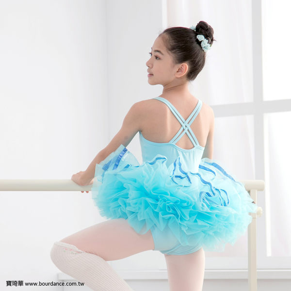*╮寶琦華Bourdance╭*專業芭蕾舞衣☆兒童芭蕾★ 澎裙小童紗【BDW16B53】