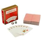紙牌麻將144張三層黑芯紙麻將撲克牌...