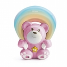 Chicco浪漫投射彩虹熊 (CED104741 彩虹熊-粉紅) 595元