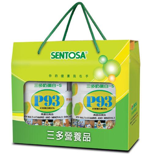 三多奶蛋白P93 2入禮盒組 *維康*