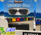 [COSCO代購] CA1311467 Kirkland 科克蘭偏光太陽眼鏡 KS POLARIZED SUNGLASSES M41/42