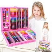 學習用具文具用品小學生入學大禮包兒童畫畫套裝禮盒幼兒園開學禮物美術繪畫 週年慶降價