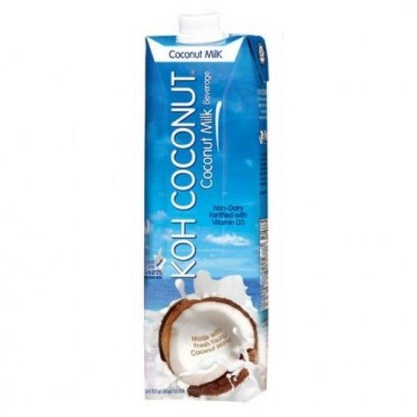 KOH COCONUT酷椰嶼椰奶1L-單瓶【合迷雅超級好物商城】