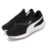 Puma 慢跑鞋 NRGY Neko Retro Wns 女鞋 黑 白 運動鞋 【PUMP306】 19261702