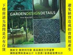 二手書博民逛書店GARDEN罕見DESIGN DETAILS 花園設計細節(23