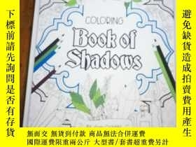二手書博民逛書店Coloring罕見Book of ShadowsY12800