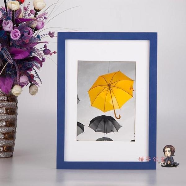 相框 實木相框掛黏A4 16寸14 18 20 24 8開創意照片黏海報裝裱畫框4kA3T 11色 交換禮物