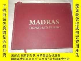 二手書博民逛書店Madras,罕見Its Past & Its Present