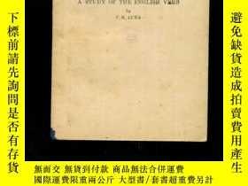 二手書博民逛書店《渡船:英文動詞研究》(英文版)(開明書店.1947年版)(32