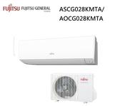 【富士通Fujitsu】3-5坪 1級高級M系列冷暖分離式冷氣(ASCG028KMTA/AOCG028KMTA)