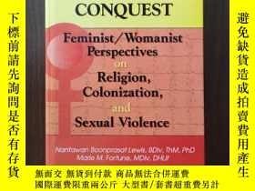 二手書博民逛書店Remembering罕見Conquest: Feminist Womanist Perspectives on
