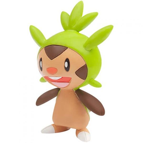《 Pokemon 》PCC_07哈力栗 / JOYBUS玩具百貨