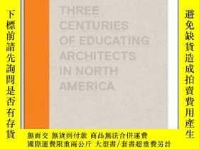 二手書博民逛書店Architecture罕見School: Three Cent