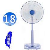 環島牌 18吋直立式電風扇 HD-186~台灣製
