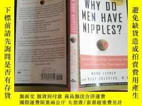 二手書博民逛書店Why罕見Do Men Have Nipples?Y177301