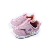 IFME 運動機能鞋 粉紅色 魔鬼氈 小童 童鞋 IF20-130401 no150
