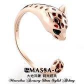 探索 Leopard 玫瑰金  鈦金戒  MASSA-G  DECO系列