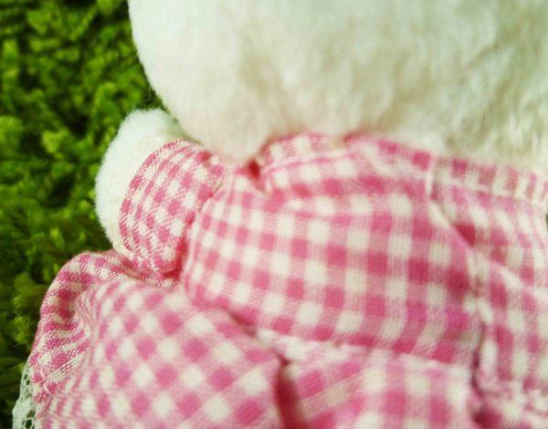 【震撼精品百貨】Hello Kitty 凱蒂貓~絨毛娃娃-水果籃