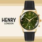 Henry London英國前衛品牌RICHMOND計時腕錶HL41-CS-0106公司貨