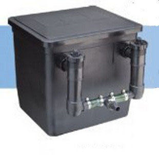 佳寶大型魚池過濾器50IB雙燈 配泵棉殺菌燈