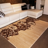【山德力】耐磨透氣高質感地毯-聖保羅160x230cm