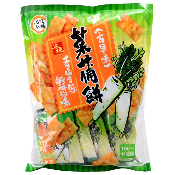 【品味本舖】菜脯餅 200g