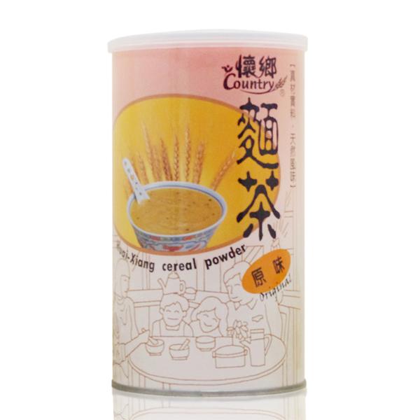 【台灣尚讚愛購購】懷鄉-麵茶原味550g(葷)