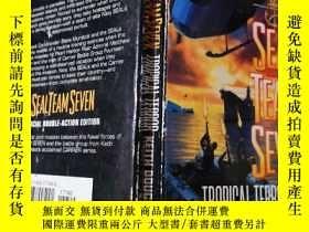 二手書博民逛書店seal罕見team seven tropical terror