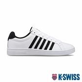 K-SWISS Court Tiebreak時尚運動鞋-男-白/黑