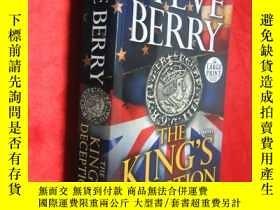 二手書博民逛書店The罕見King s Deception :A Novel (