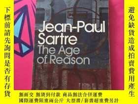 二手書博民逛書店The罕見Age of Reason (Penguin Mode