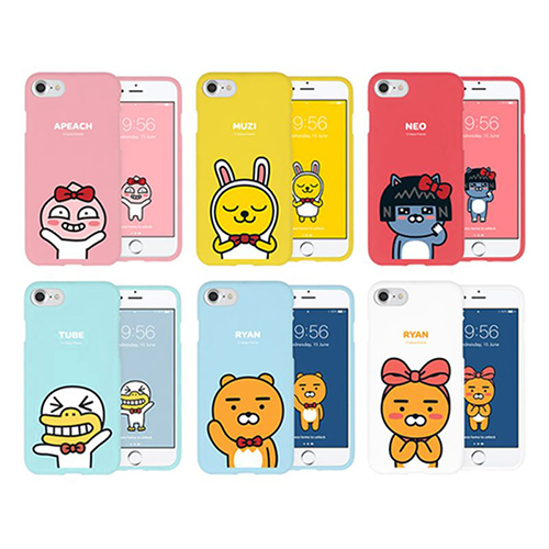 KAKAO FRIENDS M TPU 軟殼 手機殼│LG G6 G7 G8 V30 V40 V50│z7854