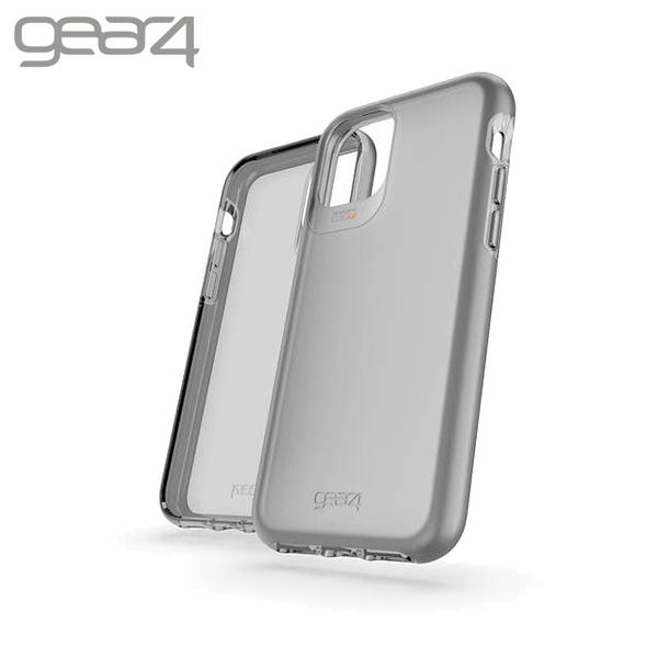 Gear4 Hampton iPhone 11 Pro(5.8吋)霧透黑防摔保護殼