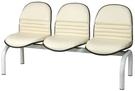 HP442-27 四人座排椅(米白皮)(303C)