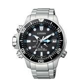 CITIZEN PROMASTER潛水200米光動能腕錶BN2031-85E