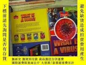 二手書博民逛書店understanding罕見viruses what in a virus 了解病毒Y180897