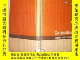 二手書博民逛書店Composition:models罕見and exercise