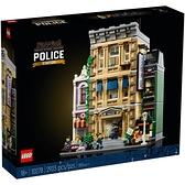 樂高積木 LEGO《 LT10278》創意大師 Creator 系列 - 警察局 / JOYBUS玩具百貨