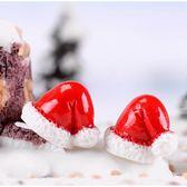 CARMO紅色聖誕帽微景觀(單入)【A030044】