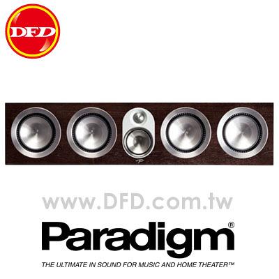 (新品預購) 加拿大 Paradigm PRESTIGE 55C 核桃木 Walnut 中置揚聲器 公司貨
