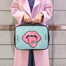 旅行袋 卡通行李衣物拉桿箱手提收納包【MJC16】 icoca  12/01