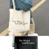 帆布袋 手提包 帆布包 手提袋 環保購物袋--單肩/拉鏈【DE88455】 ENTER  08/24