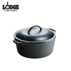Lodge 鑄鐵荷蘭鍋 5Q/4.7公升