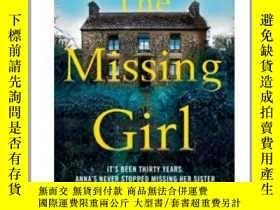 二手書博民逛書店Missing罕見Girl 失蹤的女孩Y335736 JENNY