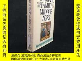 二手書博民逛書店1987年罕見Marriage and the Family i