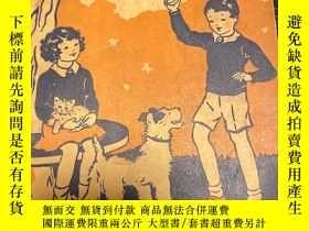 二手書博民逛書店Dick罕見and dot 1943年,英文版彩色連環畫Y154 英文 出版1943