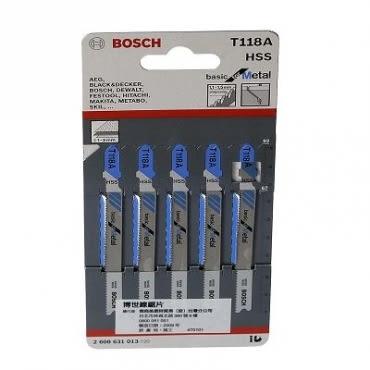 BOSCH金屬線鋸片T118A
