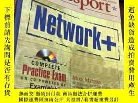 二手書博民逛書店Mike罕見Meyers CERTIFICATION Passport Network+Y5834 Mike
