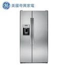 *~新家電錧~*【奇異 PSS28KSSS】824 對開門冰箱 不鏽鋼灰色 【實體店面】